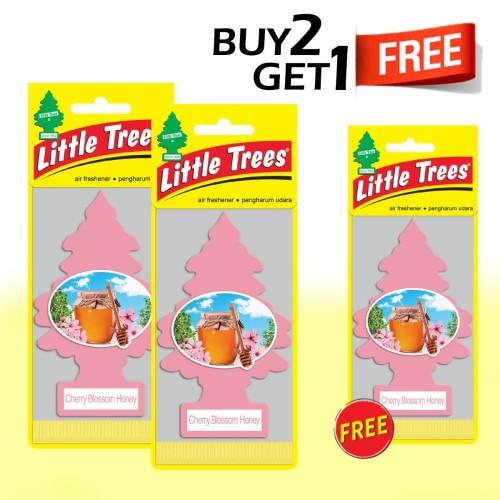 Foto Produk Buy 2 Get 1 FREE Little Trees Cherry Blossom Honey dari LITTLE TREES INDONESIA