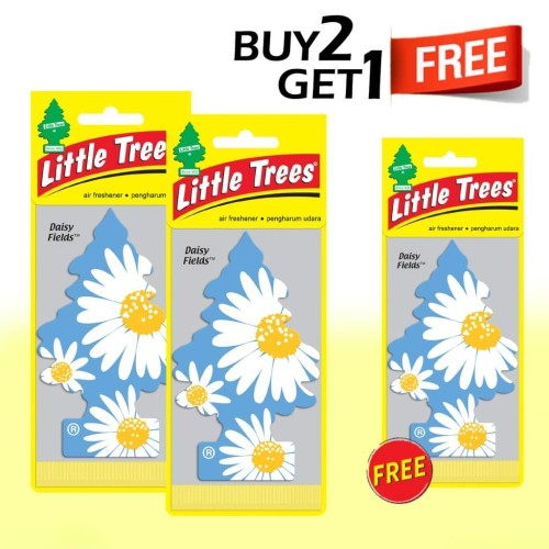 Foto Produk Buy 2 Get 1 FREE Little Trees Daisy field dari LITTLE TREES INDONESIA