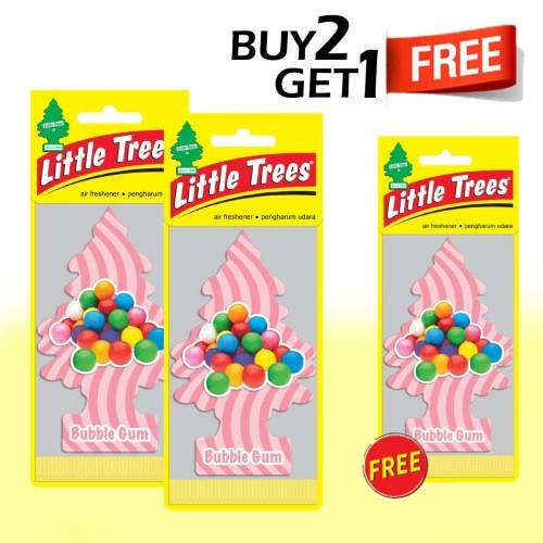 Foto Produk Buy 2 Get 1 FREE Little Trees Bubble Gum dari LITTLE TREES INDONESIA