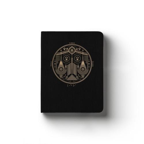 Foto Produk Notebook A6 Horoscope Series Libra dari Papermark