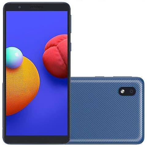 Foto Produk Samsung Galaxy A01 Core 2/32 Ram 2GB Internal 32GB Garansi Resmi Sein dari dk-cell