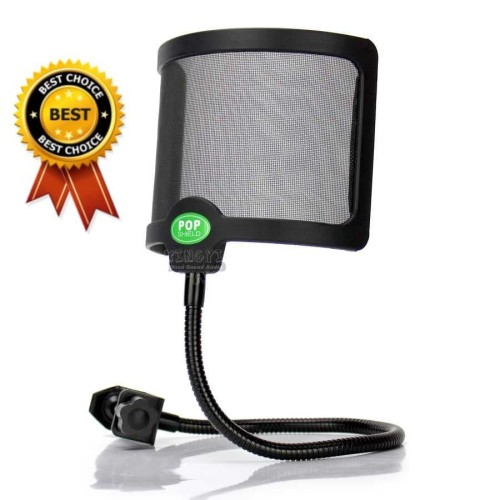 Foto Produk Pop Shield Flexible Filter Windshield Microphone Cover dari Istana Glodok