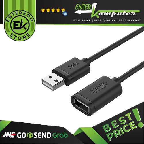 Foto Produk Kabel Perpanjangan USB 2.0 - 5 Meter Unitek (YC418) dari Enter Komputer Official