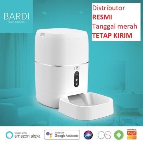 Foto Produk Bardi Smart WIFI Pet Feeder (Dispenser Makanan Otomatis Anjing/Kucing) dari Bardi Jakarta Official