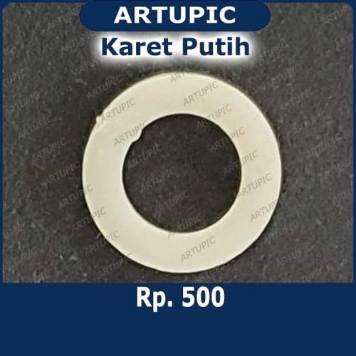 Foto Produk Karet Putih shil seal sheal untuk nipple Artupic dari ArtupicPeralatanPeternak