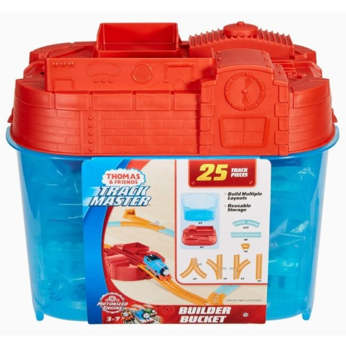 Foto Produk Thomas & Friends Fisher-Price Trackmaster Builder Bucket 25 Pieces dari Pasar Toys