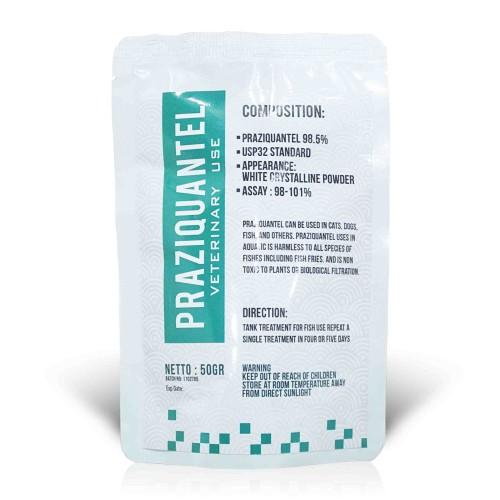 Foto Produk Jual Praziquantel obat Parasit dan cacing dari ISW Group