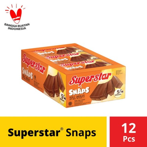 Foto Produk Superstar Snaps dari Mayora Official Store