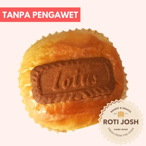 Foto Produk Roti Lotus Biscoff - Selai Belgia - Roti Josh dari Roti Josh