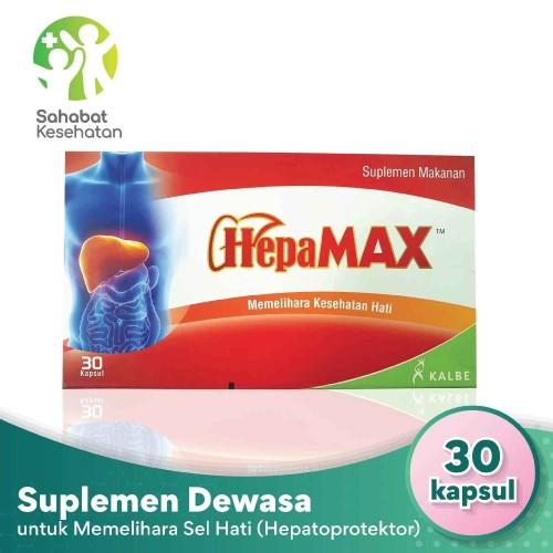 Foto Produk Hepamax dari Sahabat Kesehatan