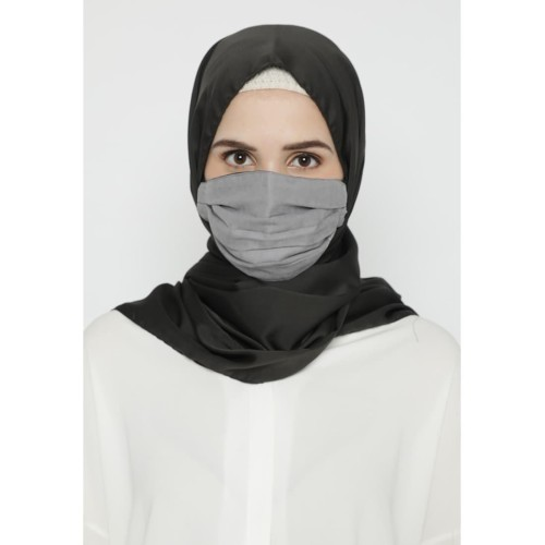 Foto Produk Heaven Sent - Masker Hijab Non Medis Razeta Grey dari Heaven Sent Official