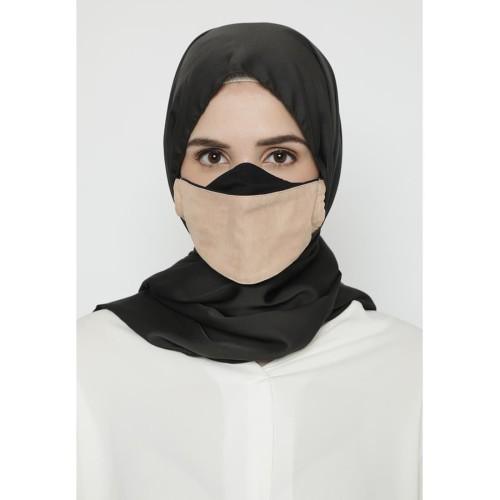 Foto Produk Heaven Sent - Masker Hijab Non Medis Athira Cream dari Heaven Sent Official