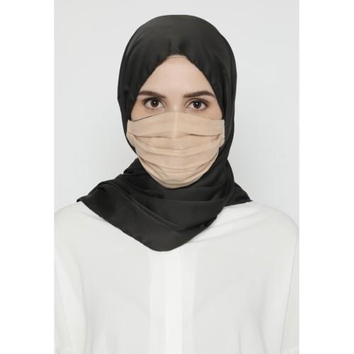 Foto Produk Heaven Sent - Masker Hijab Non Medis Razeta Cream dari Heaven Sent Official