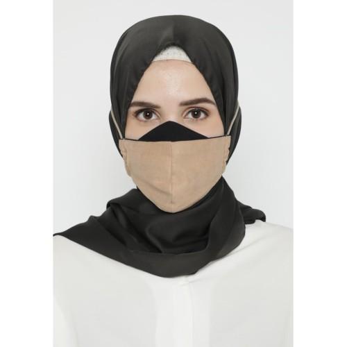 Foto Produk Heaven Sent - Masker Hijab Non Medis Annaila Cream dari Heaven Sent Official