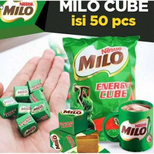 Foto Produk Milo cube isi 50 dari Olip3's Shop
