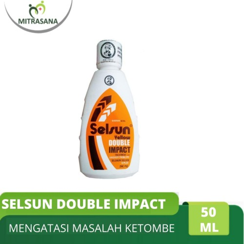 Foto Produk Selsun Double Impact 50 ml dari Mitrasana