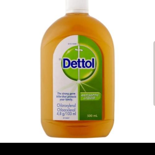 Foto Produk Dettol antiseptic Liquid 500ml dari lovelyneil