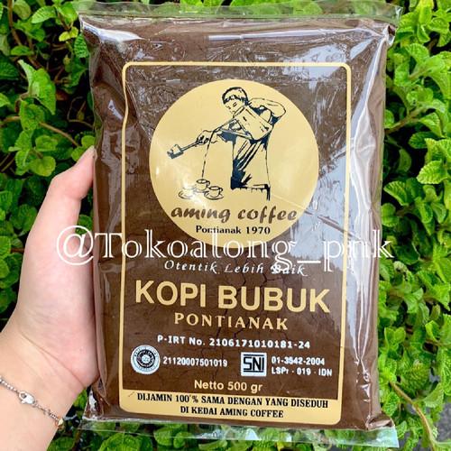 Foto Produk KOPI AMING (500gr) dari Toko Along Pontianak