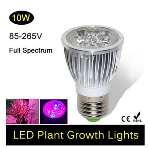 Foto Produk Grow Light Plant E27 Hidroponik Led Epistar dari Cheap n Fun