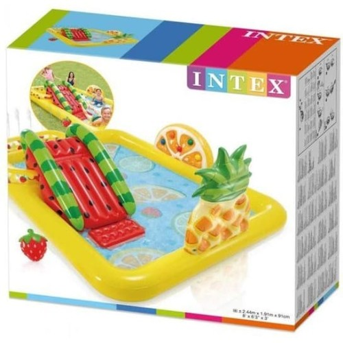 Foto Produk INTEX KOLAM RENANG ANAK PEROSOTAN FUN FRUITY PLAY CENTER 57158 dari INTEX ONLINE