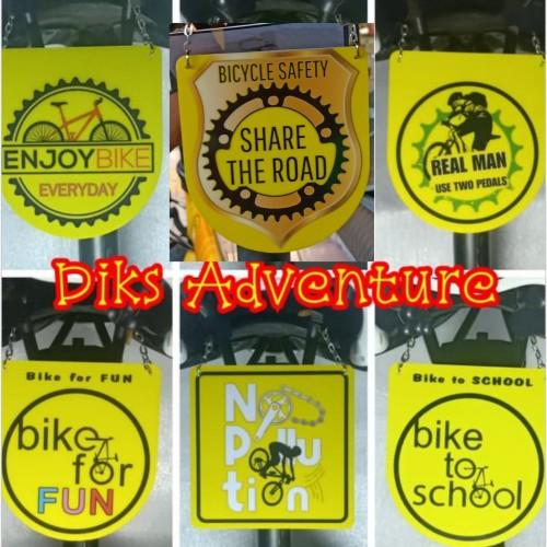 Foto Produk Board Sadel Sepeda,tag sadel sepeda,peneng aksesoris sepeda dari diks adventure