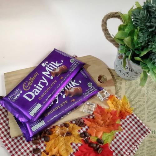 Foto Produk Cokelat Cadbury Dairy Milk 165gr Promo Termurah - Cashew N Cokies dari selfacollection