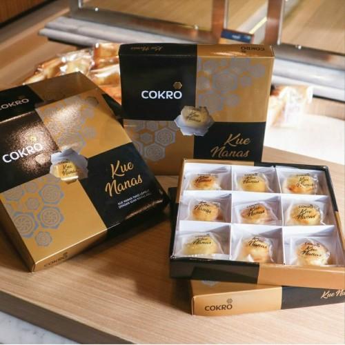 Foto Produk Kue Nanas (Produk Baru Bluder Cokro) dari toko.luqman