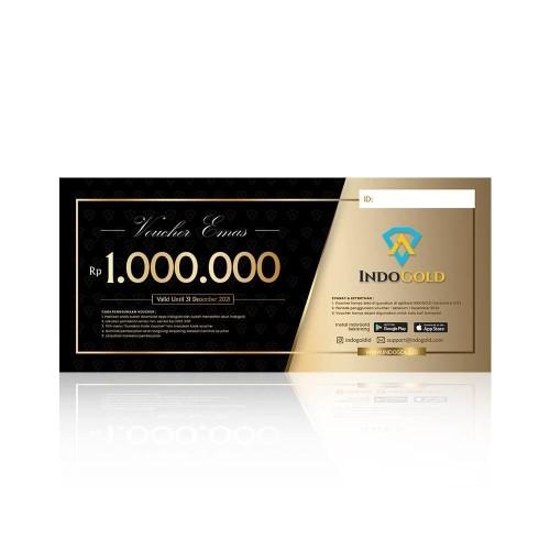 Foto Produk Voucher Indogold 1000K dari IndoGold
