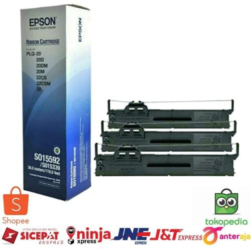 Foto Produk ORIGINAL IMPORT PITA PRINTER EPSON PLQ 20 dari MALINJAYACOMP