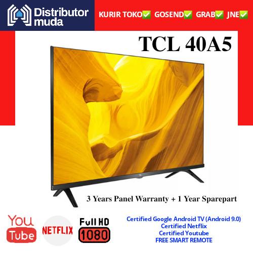 Foto Produk TCL 40A5 Smart LED TV 40 Inch dari Distributor-Muda