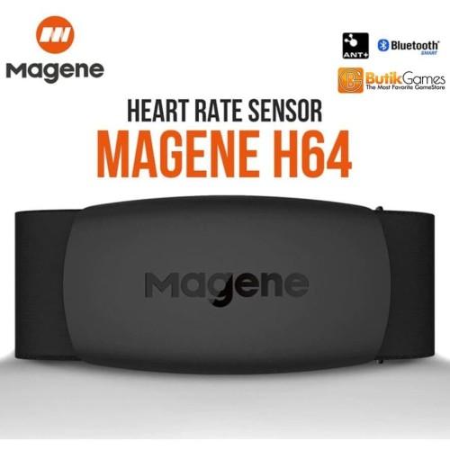 Foto Produk Magene H64 HRM Heart Rate Monitor Sensor dari Butikgames