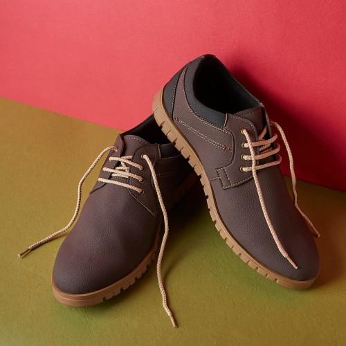 Foto Produk PAULMAY Sepatu Formal Pria Modena 02 - Hitam, 39 dari Paulmay