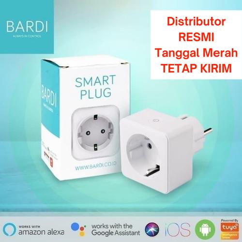 Foto Produk BARDI Smart PLUG WiFi Wireless Colokan HARGA GROSIR per 100PCS dari Bardi Jakarta Official