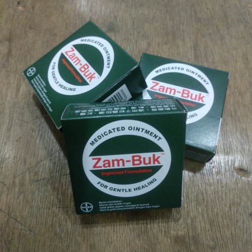 Foto Produk Zam-Buk Thailand 250gr dari cubeecubee