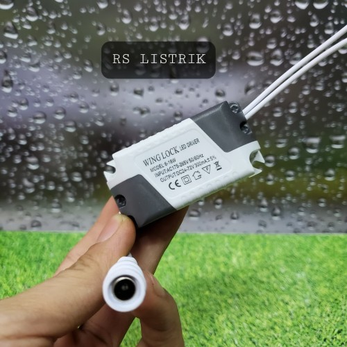 Foto Produk Trafo Led Panel 8-18w Downlight Led Driver dari RS LISTRIK RUMAH LAMPU