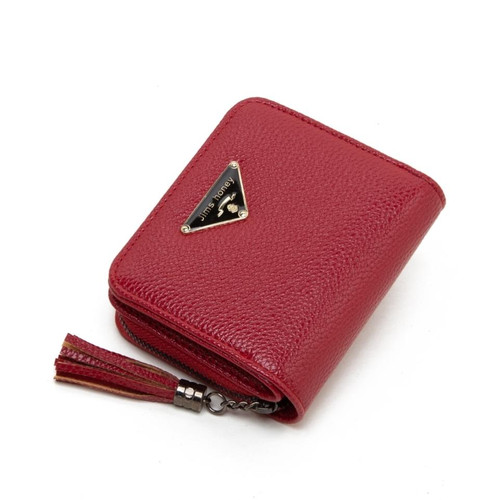 Foto Produk Jims Honey - Katy Wallet Dompet Wanita Ukuran Kecil - Merah dari JIMS HONEY OFFICIAL