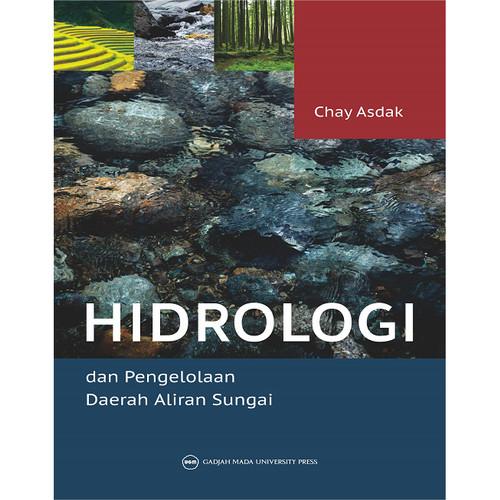Foto Produk Hidrologi dan Pengelolaan Daerah Aliran Sungai dari UGM Press Online