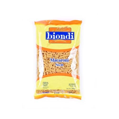 Foto Produk Biondi Macaroni No.38 500g dari SESA Official