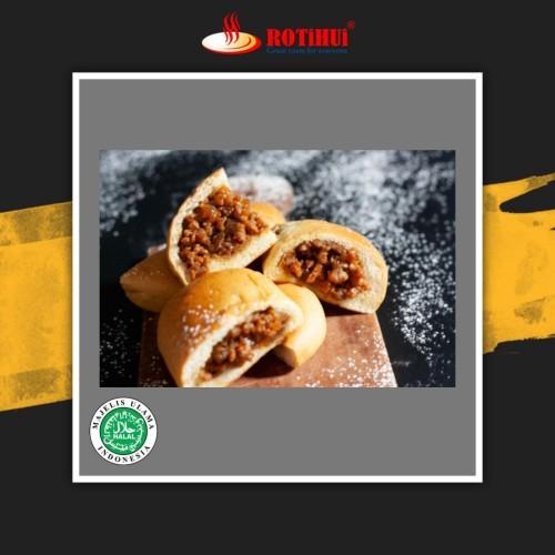 Foto Produk roti baso ayam premium meat lovers 5 pcs dari Rotihui home bakery