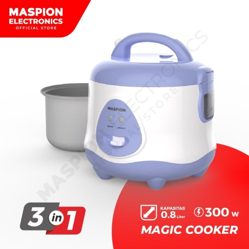 Foto Produk Maspion Magic Cooker EX - 0618 ( Exclusive ) dari Maspion Official Store