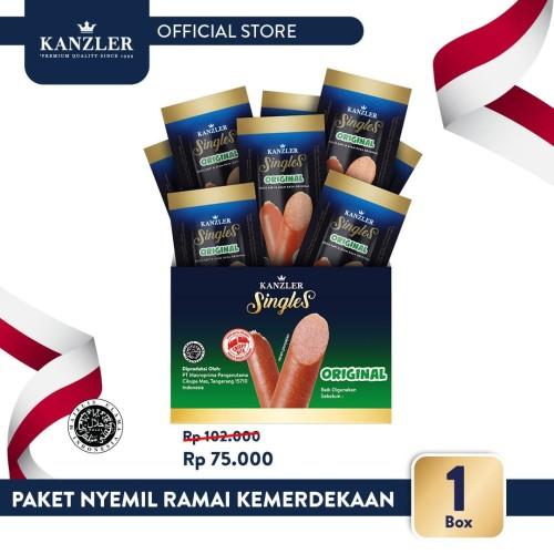 Foto Produk Kanzler Paket Nyemil Kemerdekaan dari Kanzler Official Store