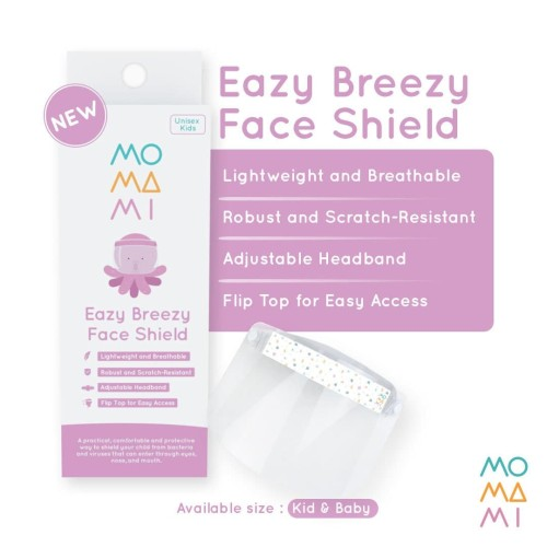 Foto Produk MoMaMi Face Shield Baby dari Mothercare Official Shop