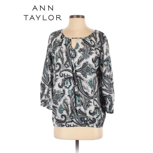 Foto Produk Blouse Wanita - Ann Taylor Long Sleeve Original - XS dari kenso collection
