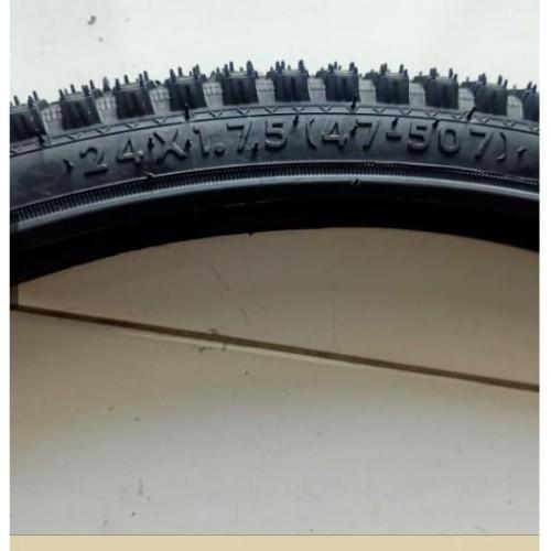 Foto Produk BAN LUAR 24 X 1.75 SEPEDA MERK KINGLAND dari agungcycle