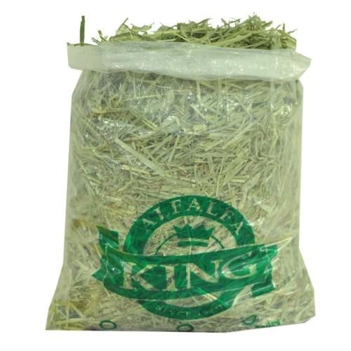 Foto Produk rumput Makanan kelincI torto cavy TIMOTHY KING no oxbow HAY 1KG dari KIOS BADRA KIRANA