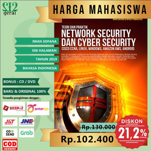 Foto Produk TERMURAH ORIGINAL Buku Network Security dan Cyber Security dari Gerai 212