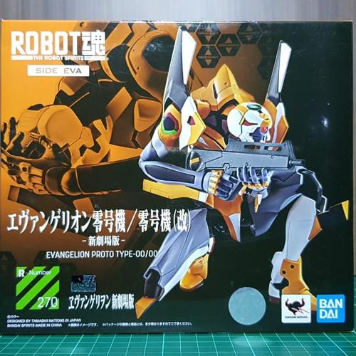 Foto Produk Robot Damashii RODA Evangelion Unit 00/Unit 00 Kai dari HSN OL Shop