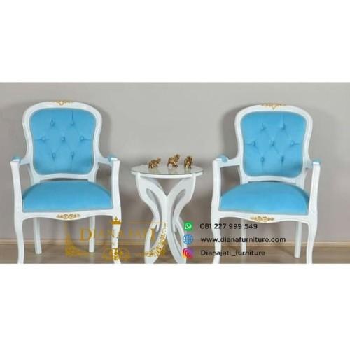 Foto Produk Kursi Teras Model Sofa Klasik dari FURNITURE DIANA