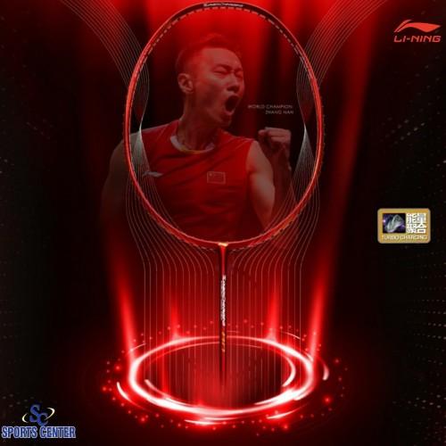 Foto Produk New Raket Badminton Lining Turbo Charging 80 Zhang Nan dari Sports Center