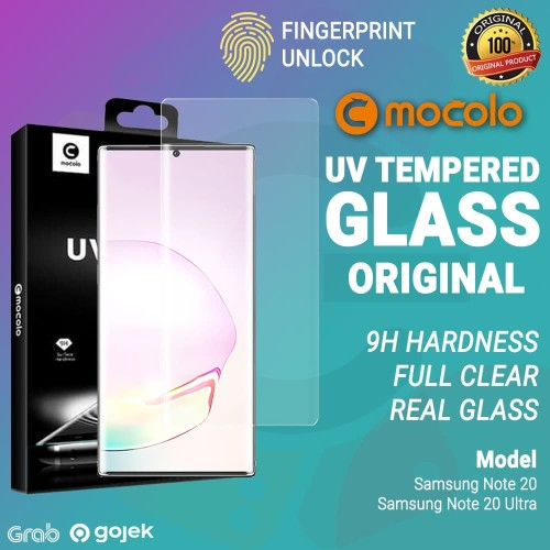 Foto Produk Tempered Glass Samsung Note 20 Ultra / Note 20 Mocolo Full Anti Gores - Note 20 dari Gadkey Official